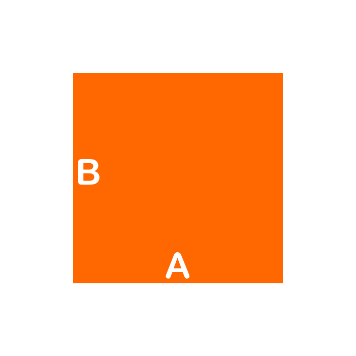 Vierkant (6 mm)